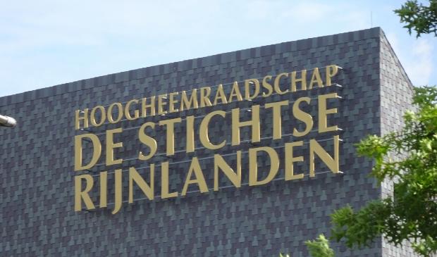 Hoofdkantoor Hoogheemraadschap De Stichtse Rijnlanden