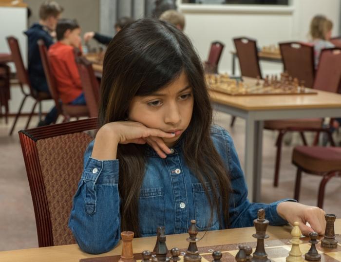 Ook de schaakjeugd begint weer