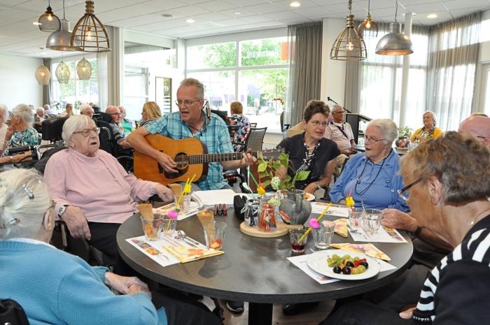 Meezingen met Janus de Hon L. van Herwijnen © BDU media