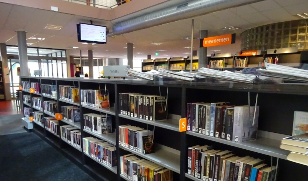 Bibliotheek Houten Centrum