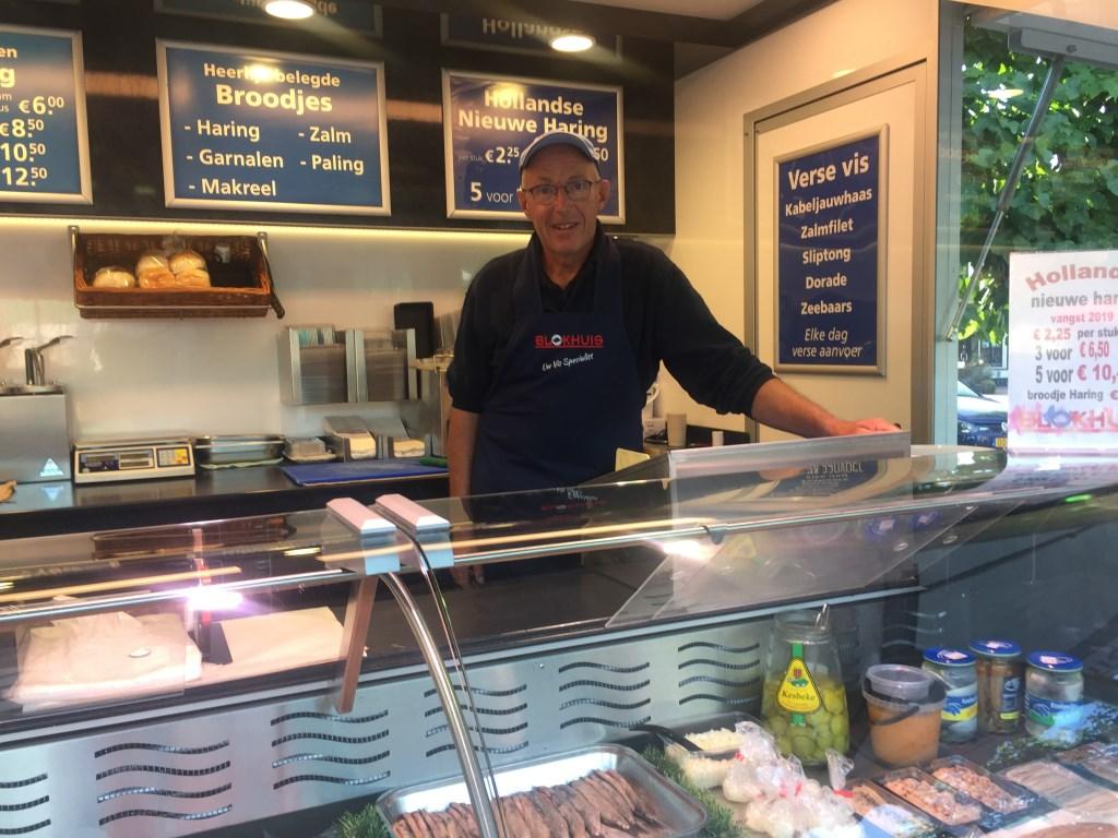 De Spakenburgse Vishandel in Bunnik Lia van der Heijden © BDU media