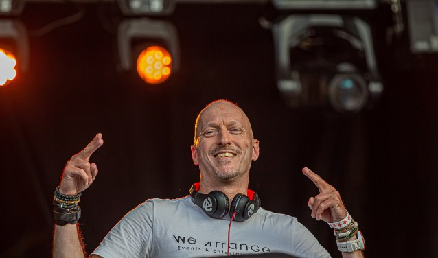 DJ Jerome Theo Beumer © BDU Media