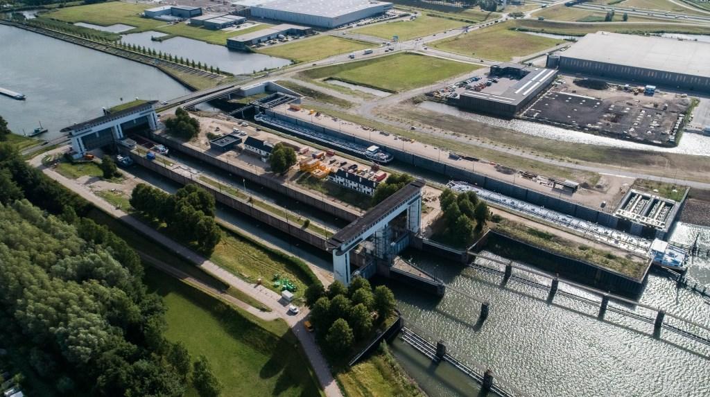 Prinses Beatrixsluis Rijkswaterstaat © BDU media