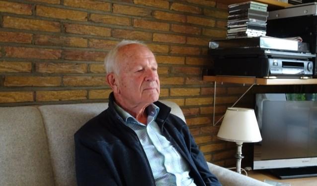 Domineeszoon Gillis de Jager woonde in de statige pastorie.