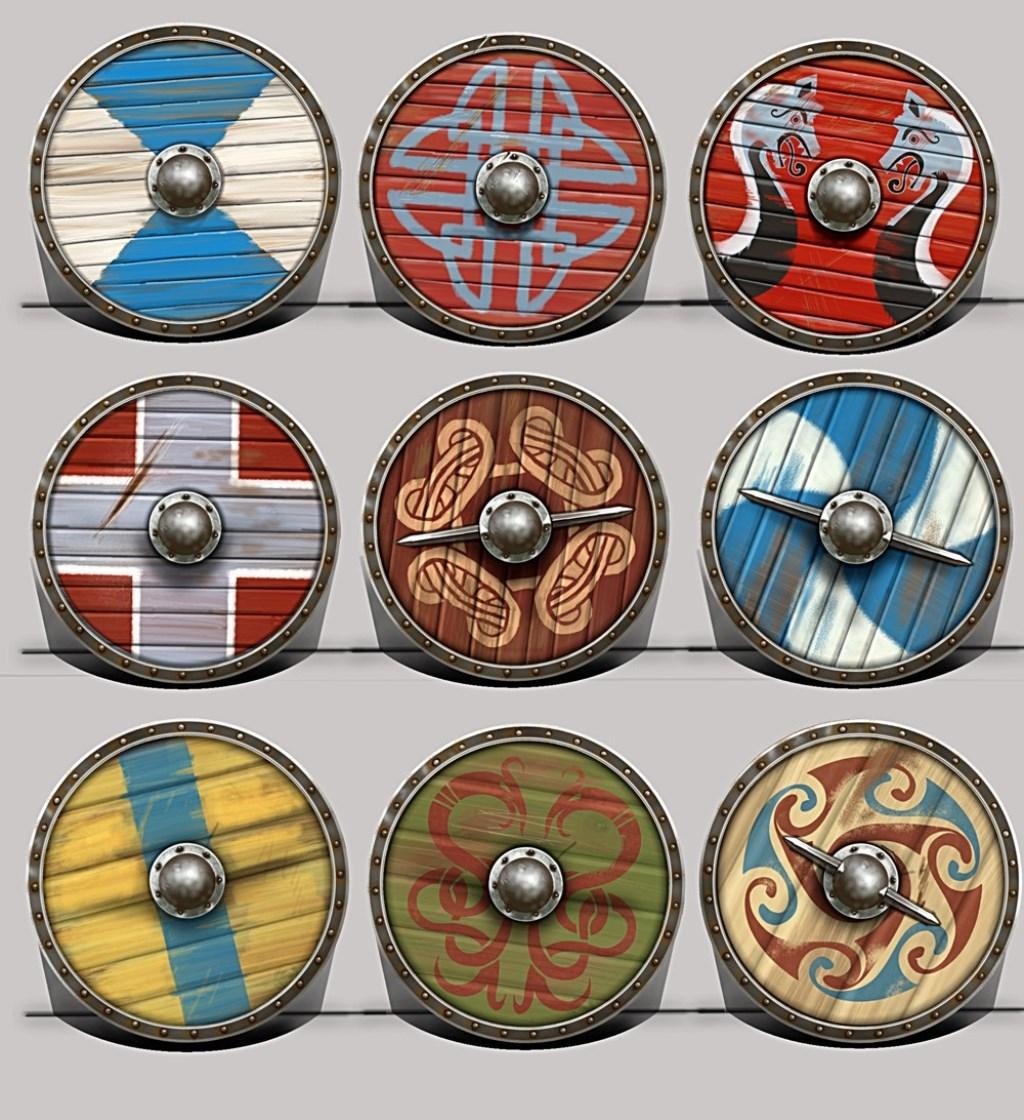 Een voorbeeld van de wapenschilden Wijks Atelier © BDU media