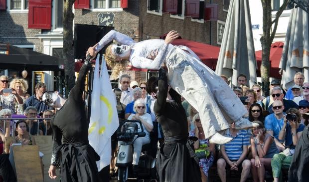Stichting Zomertheater Amersfoort, verantwoordelijk voor theaterfestival Spoffin, krijgt ook subsidie