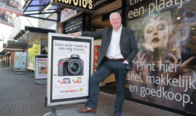Cor de Bock leidt samen met broers Rob en Martien het jubilerende familiebedrijf.