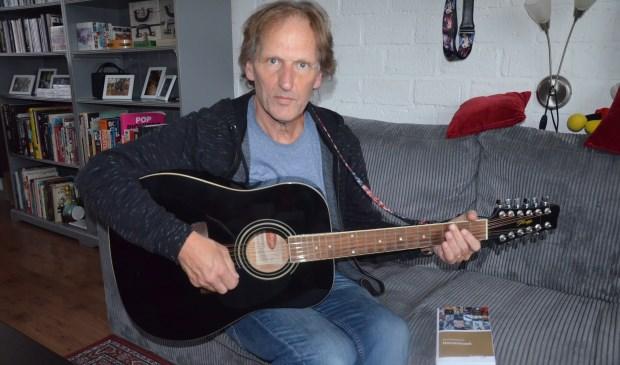 Ruud Kosterman schreef zijn muziekverhalen in Hitcarrousel