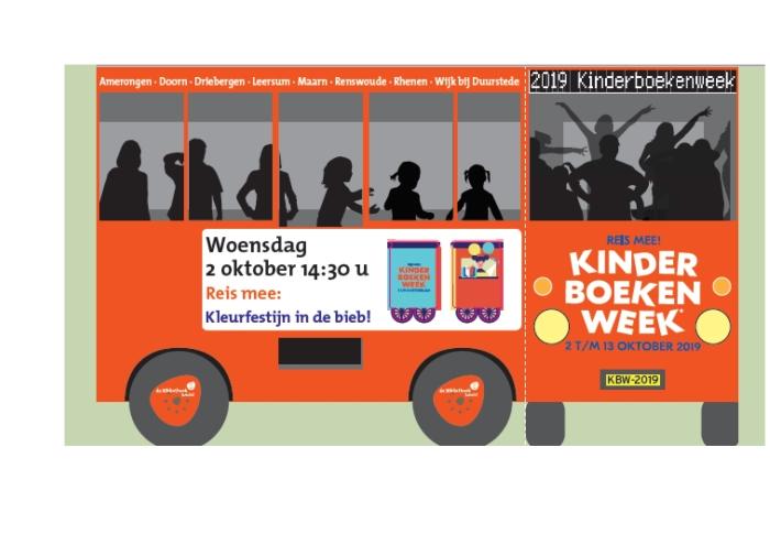 de Z-O-U-T-kinderboekenweekbus