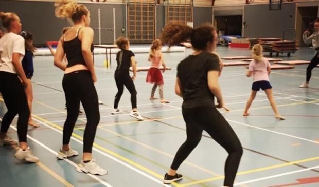 <p>Dansworkshop Bindelwijk (2019)</p>