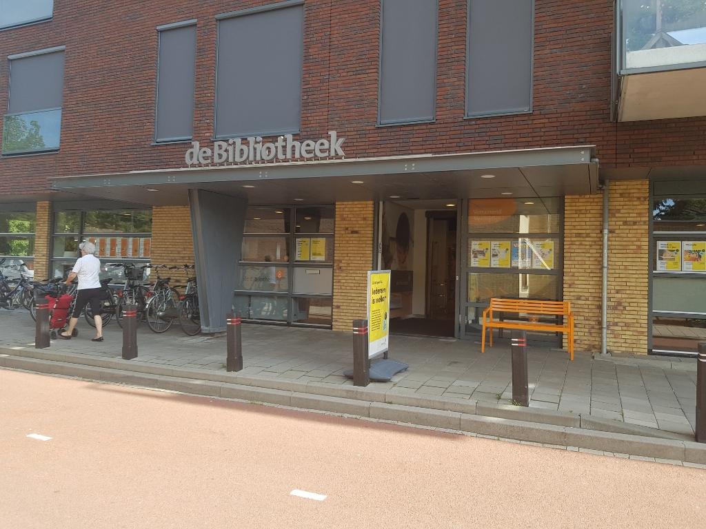 Bibliotheek Sliedrecht Marjanne Dijkstra © BDU media