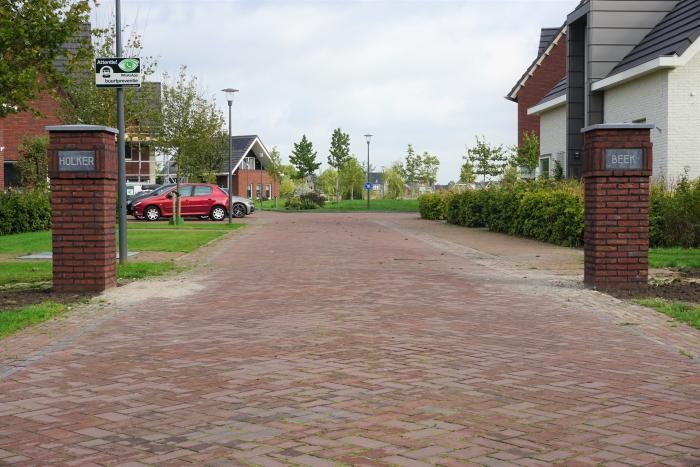 Poort Holkerbeek