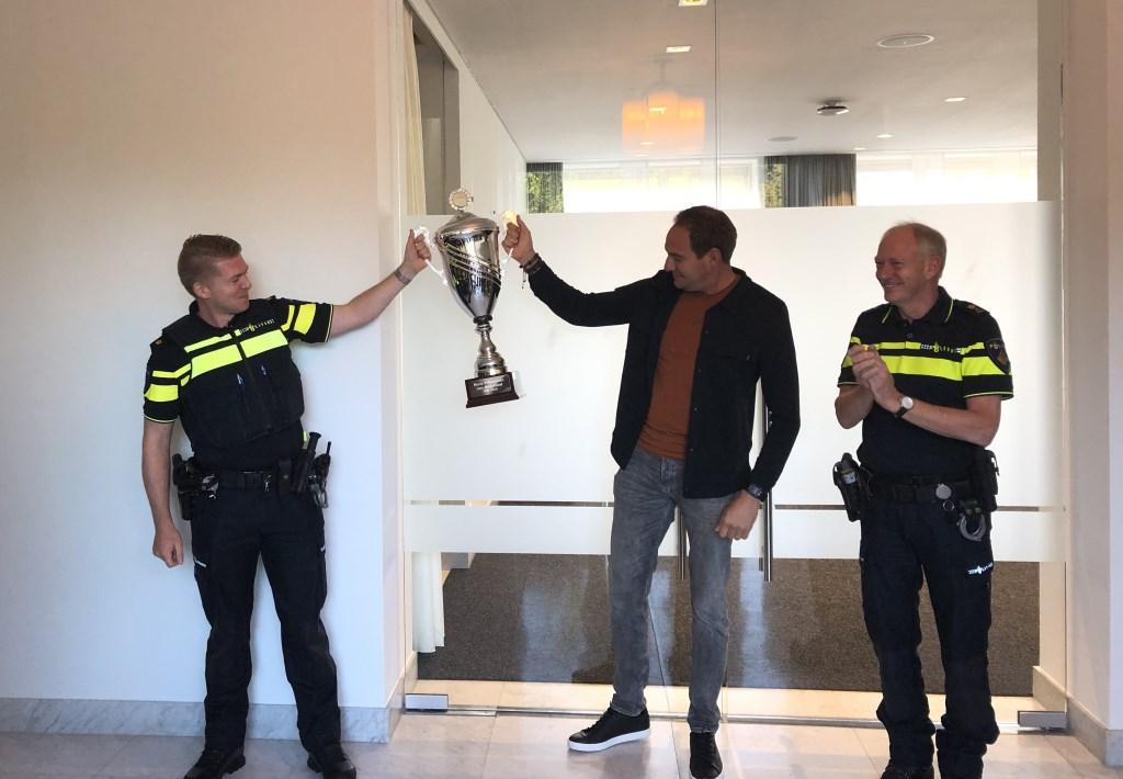 Stichting Waardering Erkenning Politie (WEP) © BDU media