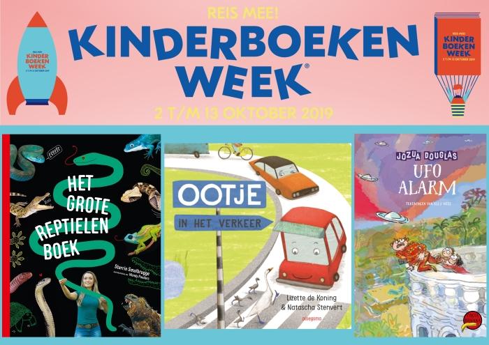 Activiteiten in de Kinderboekenweek