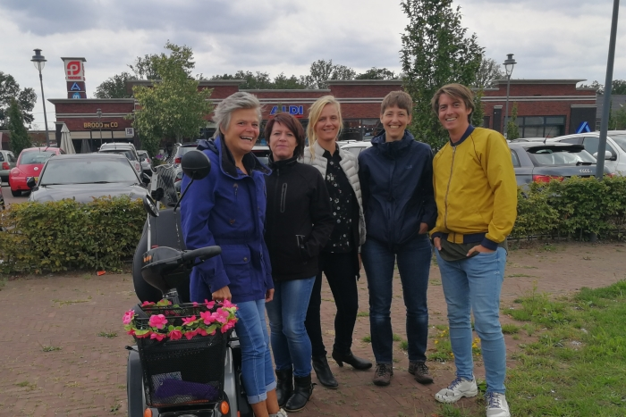 Wijkfeest en Groene Burendag Kernhem 28 september