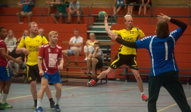 HV Eemland speelde afgelopen seizoen alle thuisduels in Soest. Volgend seizoen gebeurt dat afwisselend ook in Leusden.
