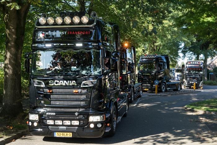 zulke mooie vrachtwagens Klaas Haitsma © BDU media