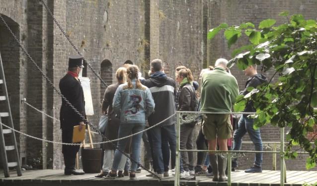 Op zaterdag stelt fort bij Vechten het Reduit open voor publiek, zodat bezoekers het zelf kunnen gaan ontdekken. Er zijn vrijwilligers aanwezig om uitleg te geven.