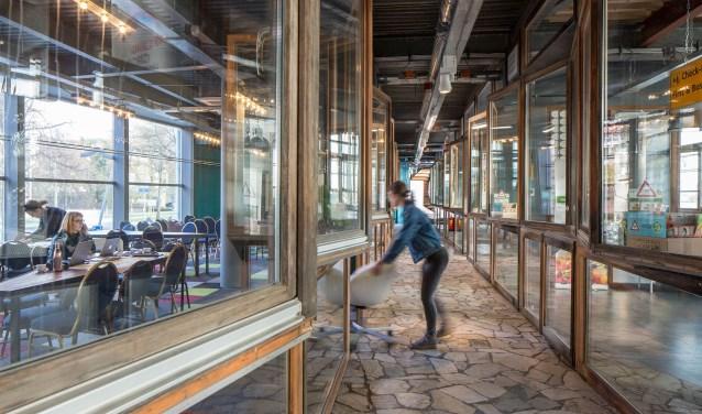 Het project 'Blue City' zal ter sprake komen tijdens het FASadE Architectuurcafé.