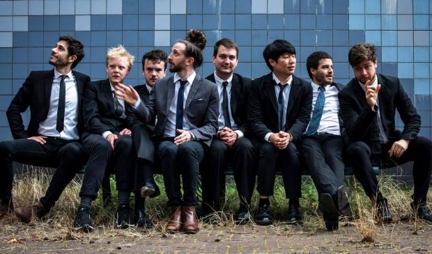 <p>Guy Salomom Group komt zaterdag naar Artishock aan de Steenhoffstraat.</p>