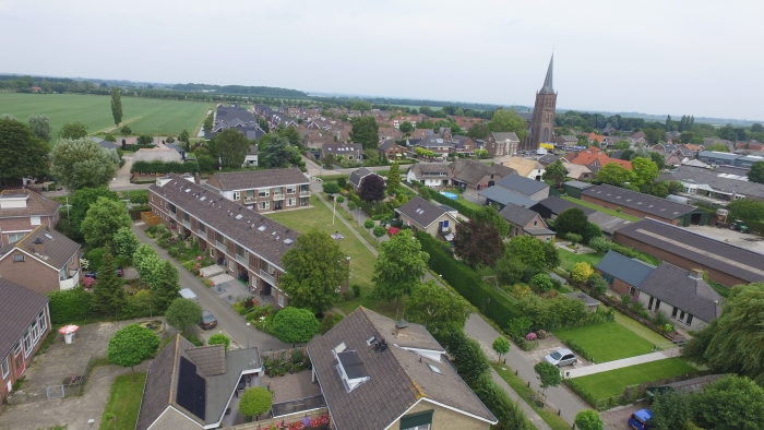 Drone-foto Kloostergaarde