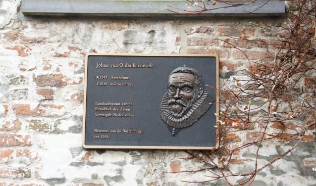 Johan van Barneveldt. Veel staat in het teken van hem op Open Monumentendag.