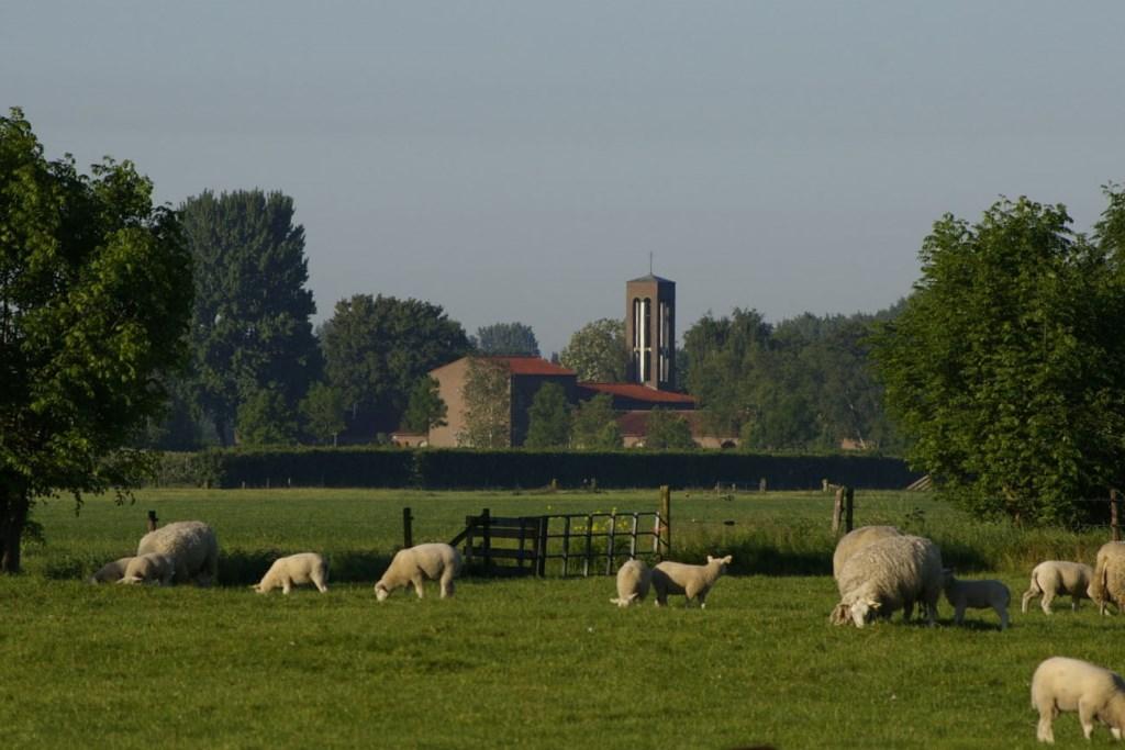 Voormalig klooster Gods Werkhof Gods Werkhof © BDU media