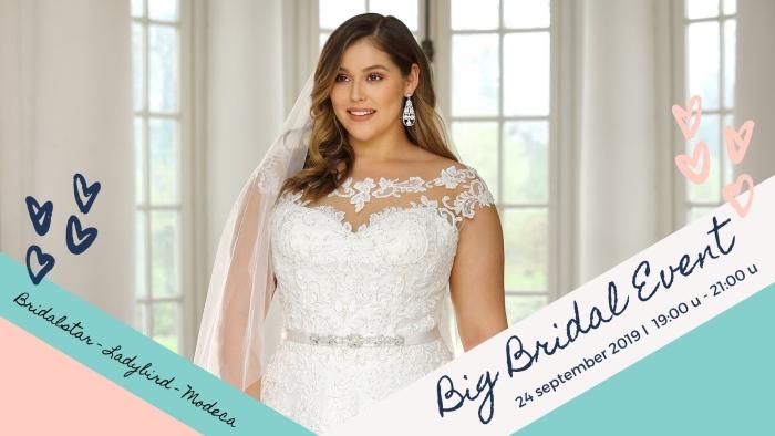Big Bridal Event bij Valkengoed Wedding Fashion Amersfoort