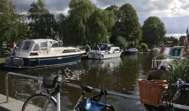 Het Centrumplan omvat, behalve 't Kampje, ook de Kerkstraat, de Dorpsstraat en 't Haventje.