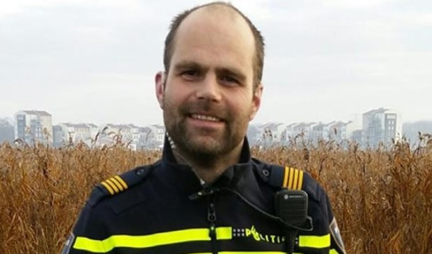 Richard van Ravenswaay. Politie Bunschoten-Spakenburg © BDU media