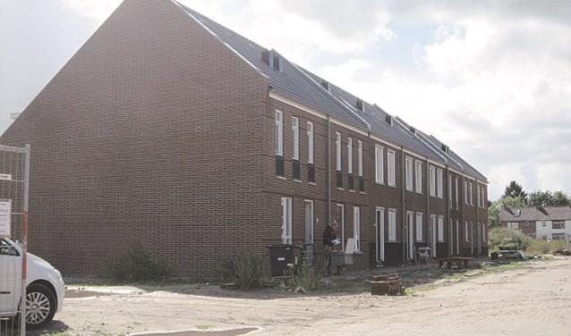 Wonnigen die recent in Langbroek zijn gebouwd