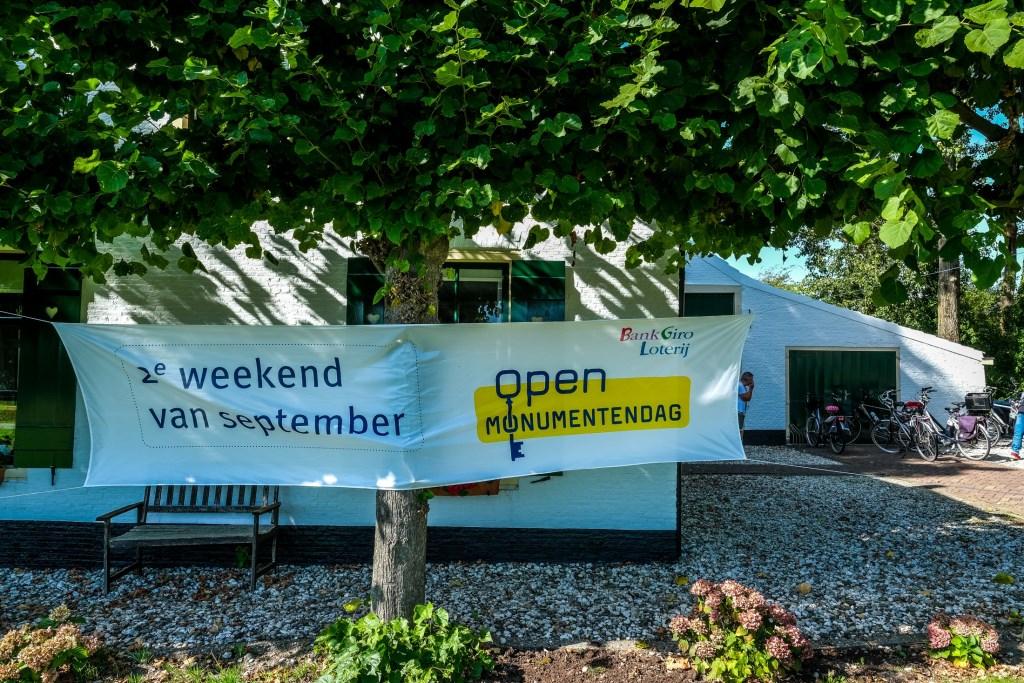 Open Monumentendag 2019 - Witte Boerderij Jan Aukes © BDU media