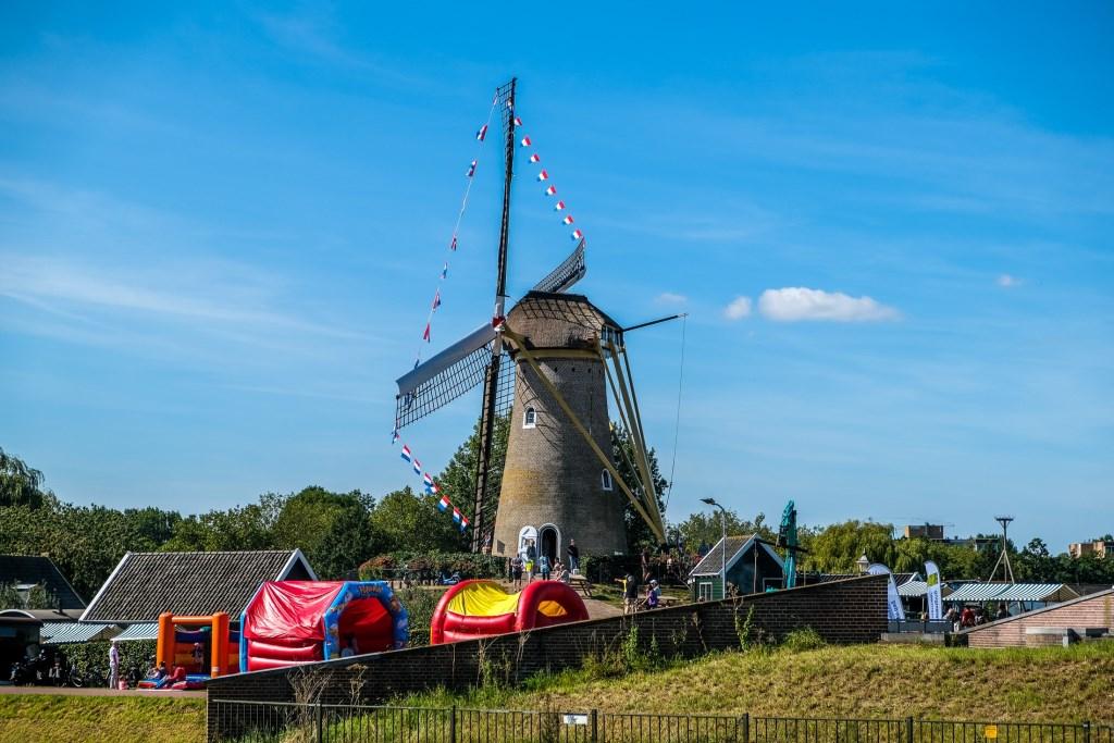 Open Monumentendag 2019 - Molen De Eersteling Jan Aukes © BDU media