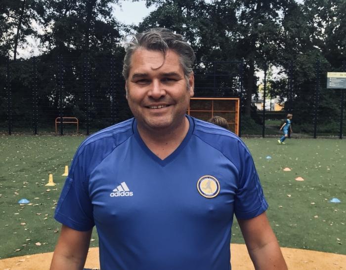 VSL hoofdtrainer Floris Bosch, René Koster is op trainingskamp in Marbella