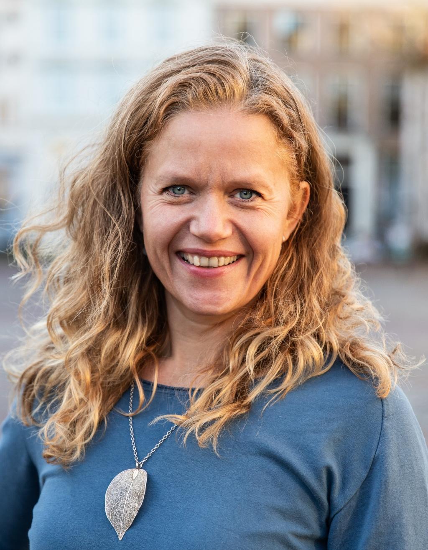 Anneke van Wijk, die lessen Tacoyo in Gorinchem geeft. (Foto: Privé) Privé © BDU Media
