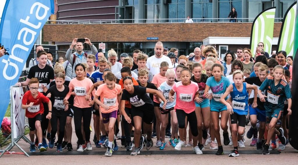 Haarlemmermeer-Run 2019 HCnieuws jeugd 10-12 jaar Jan Aukes © BDU media