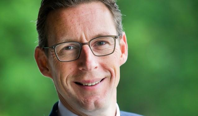 Amstelveens nieuwe burgemeester, Tjapko Poppens.