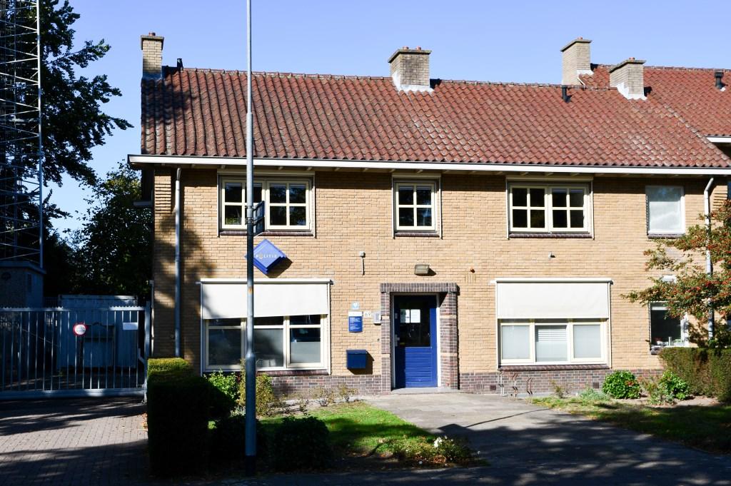 Het oude politiebureau aan de Brinkstraat. Donkersgoed Multimedia © BDU media