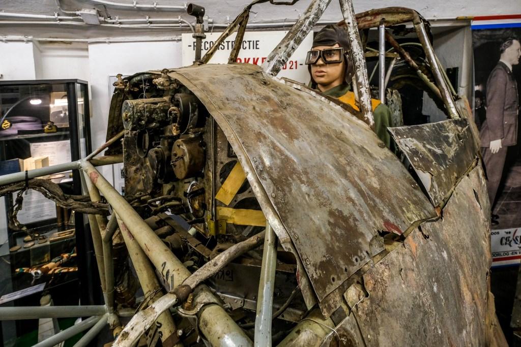 Open Monumentendag 2019 - Crash '40 '45 Jan Aukes © BDU media