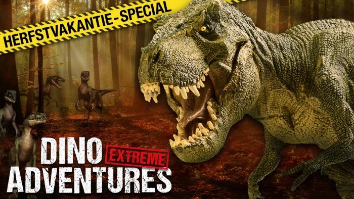 DinoAdventures Extreme 2019 DierenPark Amersfoort © BDU media