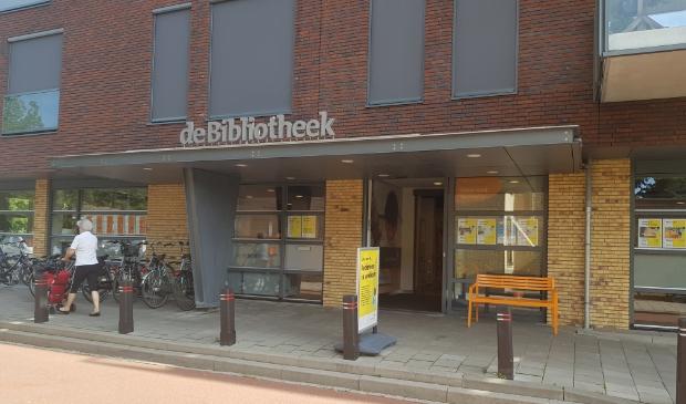 <p>Bibliotheek Sliedrecht</p>