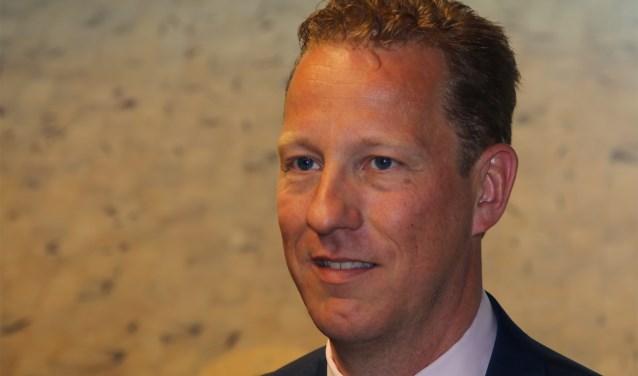 """Wethouder Frank Berkhout: """"Uniek voor Nederland dat jeugdhulpverleners in de scholen zitten."""""""