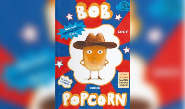 <p>Bob Popcorn, het boek</p>