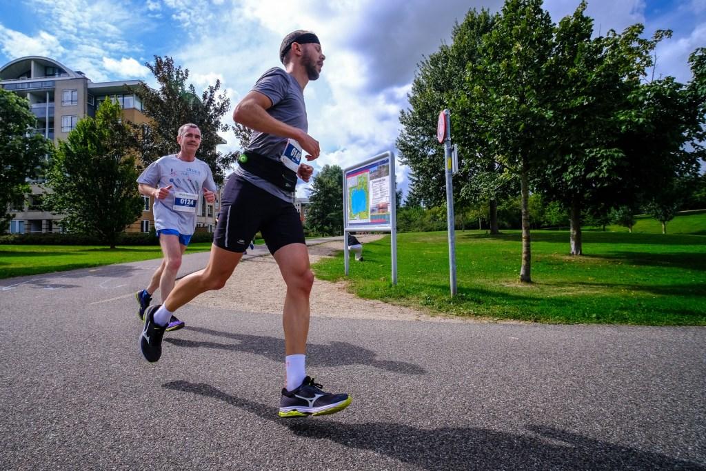 DNATA Haarlemmermeer-Run 2019 Halve Marathon Jan Aukes © BDU media