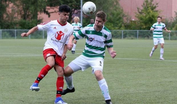 Amstelveen Heemraad won met 5-1 van FC Amsterdam.