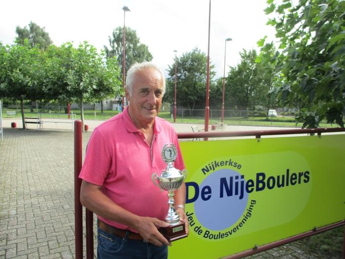 clubkampioen Auke Hummel
