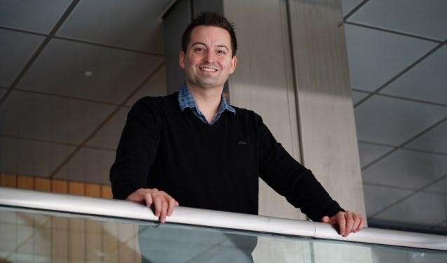 Hans Boersma, oprichter van Digital Wizards en Pizza Maffia.