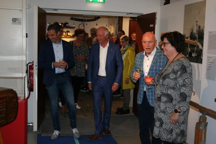 Opening expositie OKK 100 Jaar