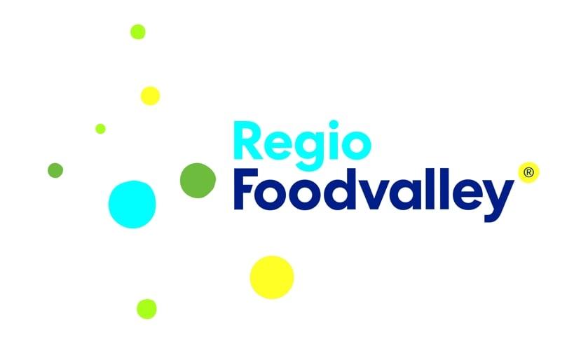 Het nieuwe logo van Regio Foodvalley