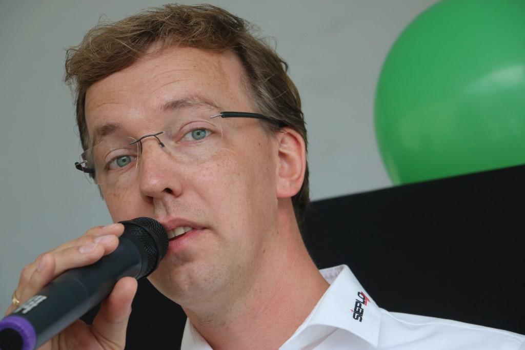 Directeur Sieplo: Jan Siebelink. Freek Wolff © BDU Media
